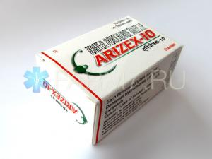 Донепезил 10 мг