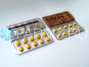 Варденафил 20 мг купить