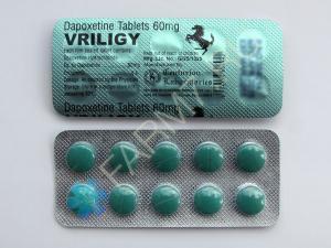 Vriligy купить (Дапоксетин 60 мг)