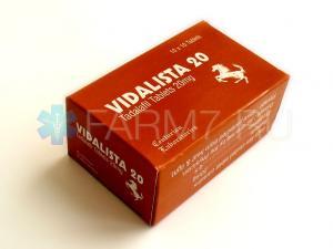 Vidalista-20 купить