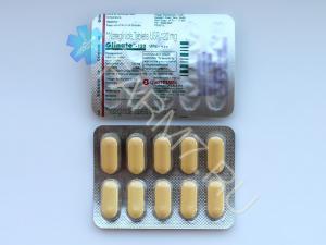 Натеглинид 120 мг