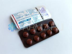 Топирамат 100 мг