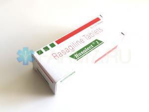 Купить Разагилин 1 мг